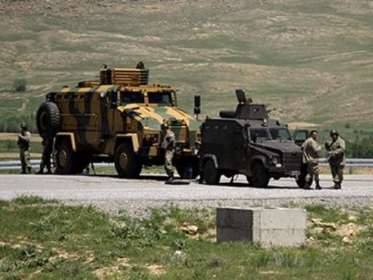 turcija vojska