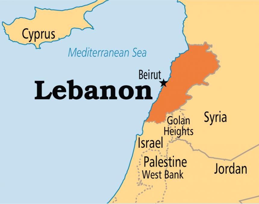 Liban либан