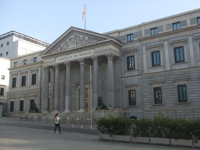 spanija parlament