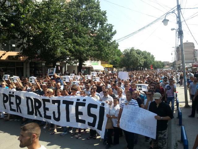 протести-куманово