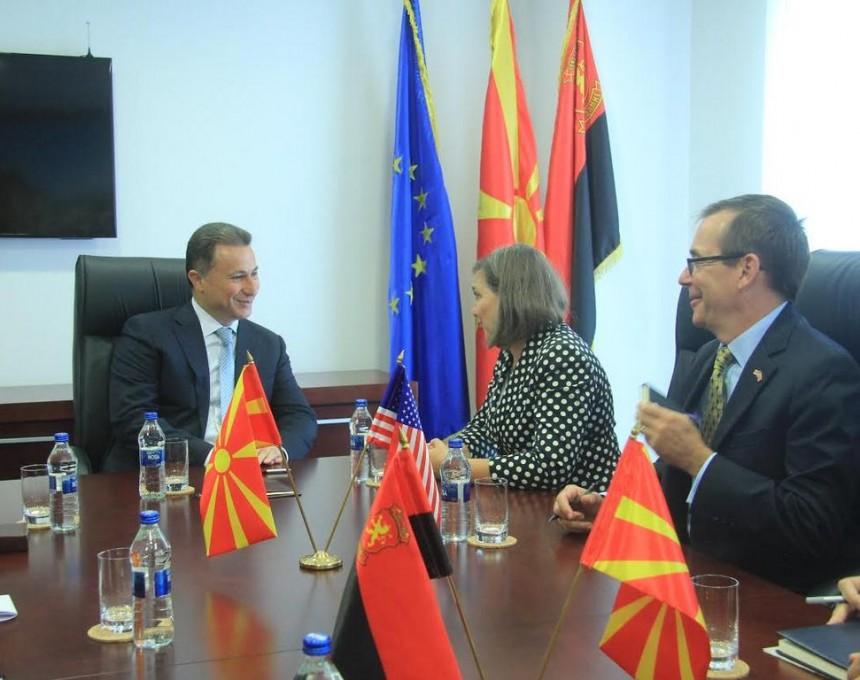 Gruevski Nuland