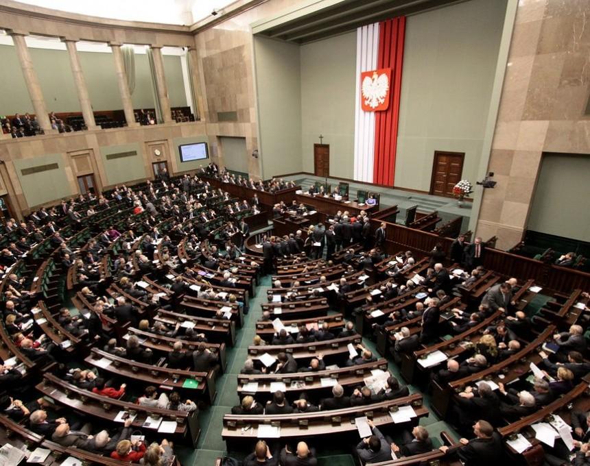 Polska parlament