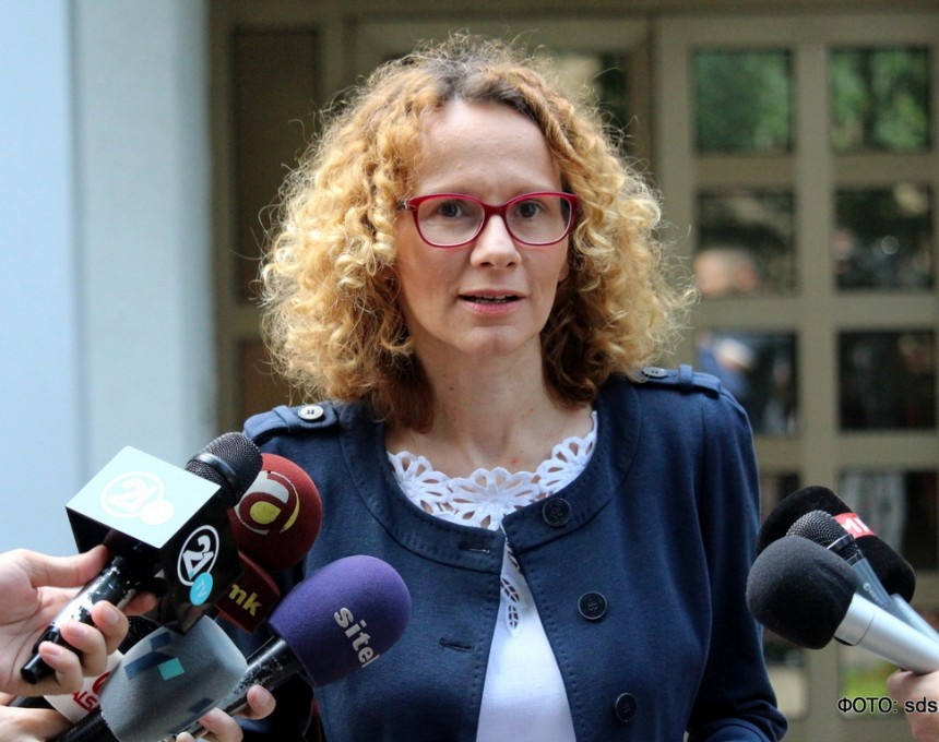 Radmila Shekerinska