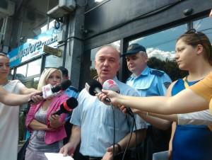 Vladimir Taleski pred SJO 1