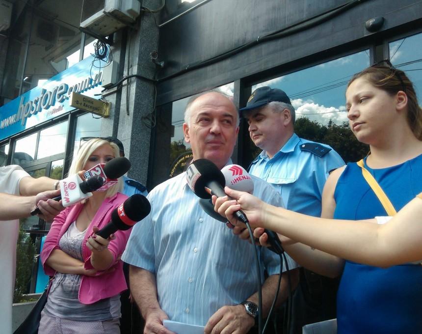 Vladimir Taleski pred SJO