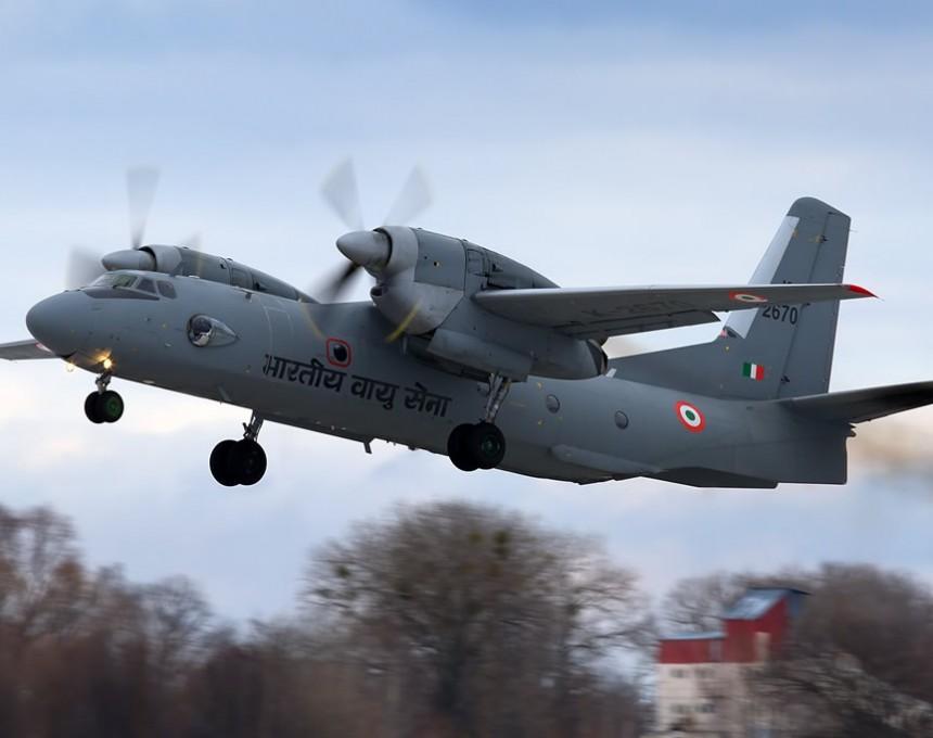 indija avion