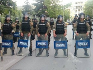 kordon policija