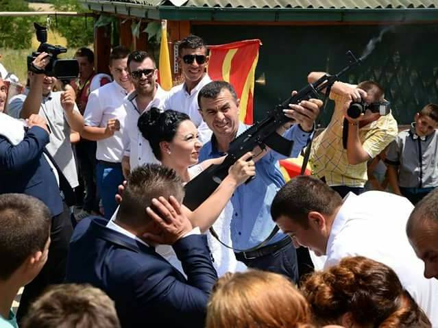 sekretarka vo MVR Bitola