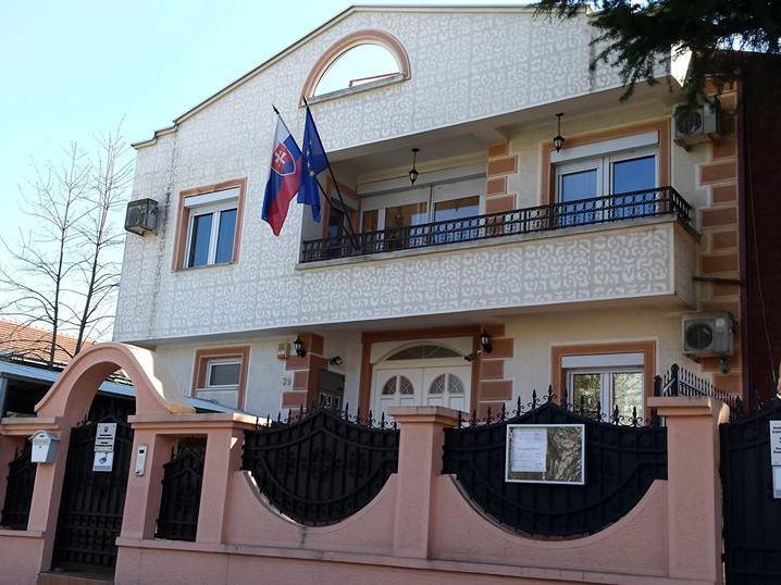 slovacka ambasada