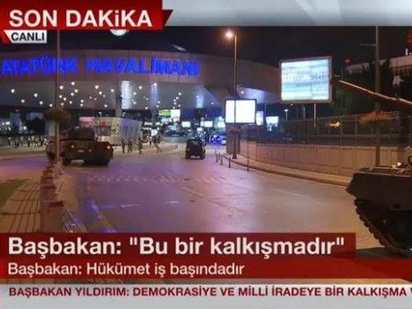 turcija napad