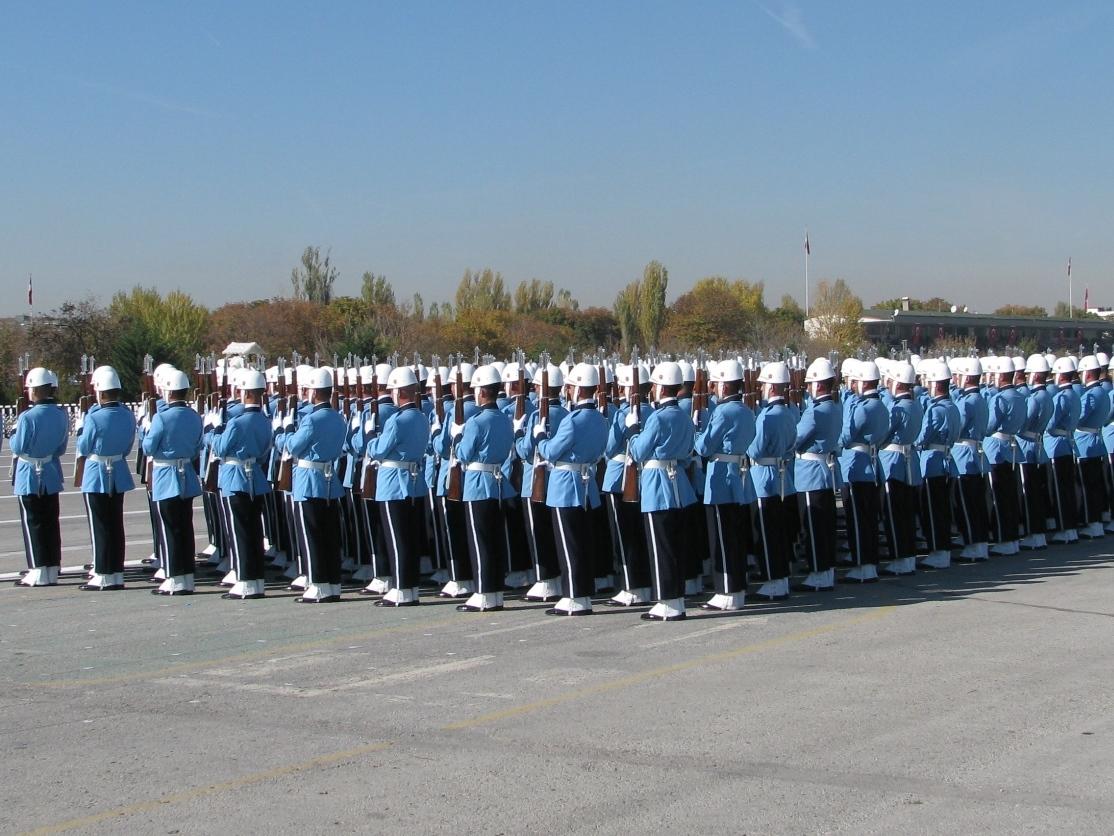 turcija pretsedatelska garda