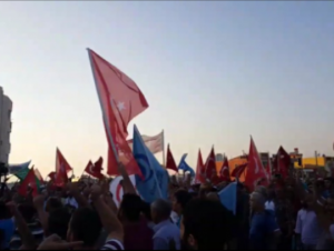turcija protesti NATO SAD Incerlik