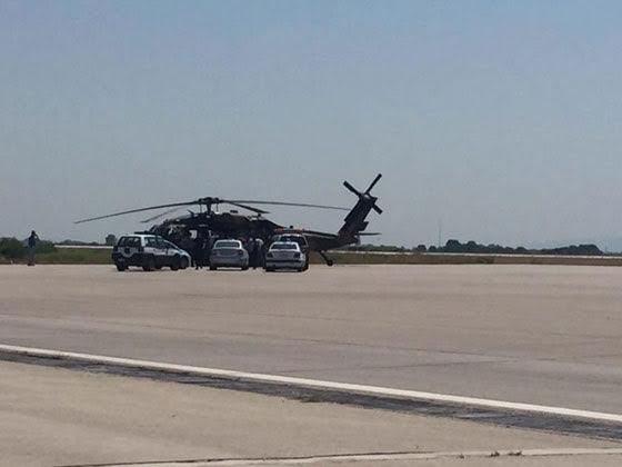 turski helikopter vo grcija