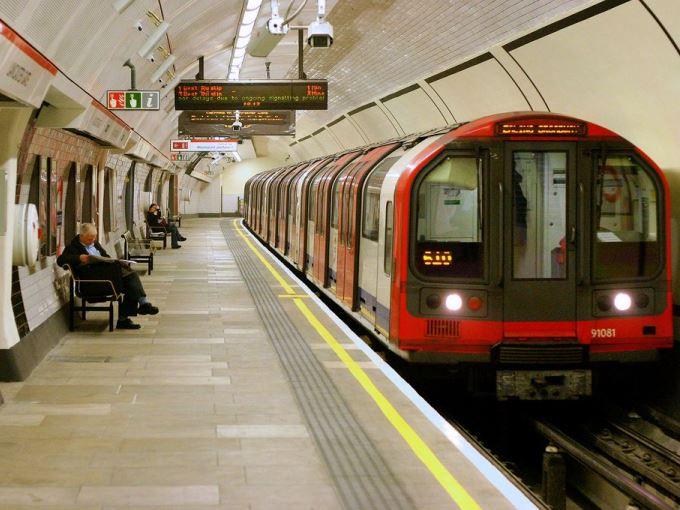 Londonsko metro