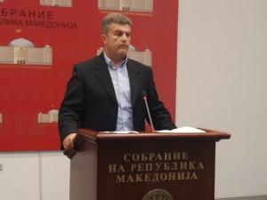 Tomislav Tuntev SDSM