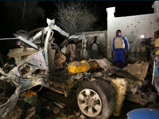 mogadishu napad