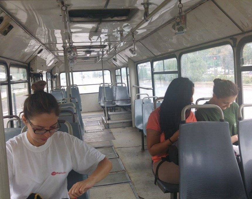 volonteri avtobus 3