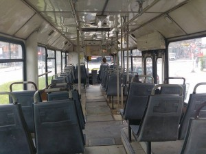 volonteri avtobus