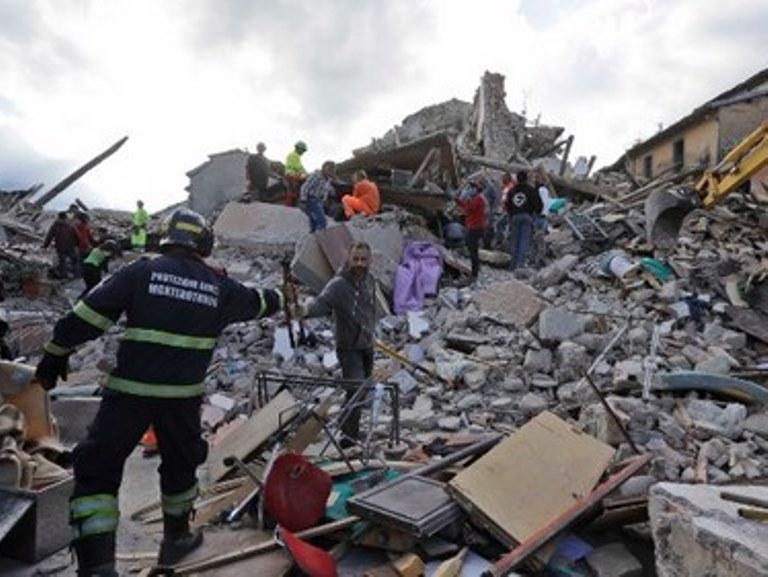 zemjotres Italija 1