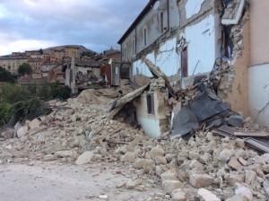 zemjotres, Italija