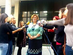 Katica Janeva pred Sovet na obviniteli