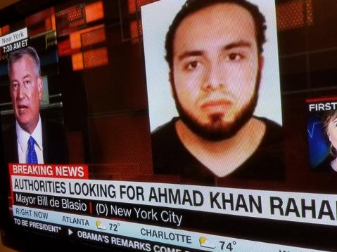 Ahmad Kan Rahami, osomnicen Njujork napad