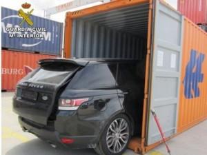 evropol krazba na luksuzni vozila