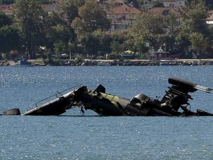 helikopter padna vo Halkidiki