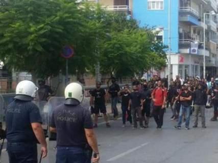 protesti na krit begalci