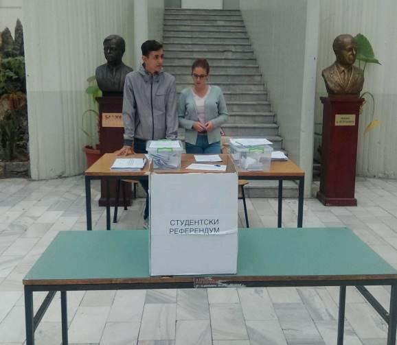Studentski referendum
