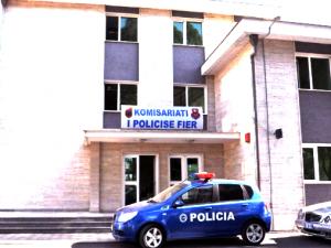 albanska policija