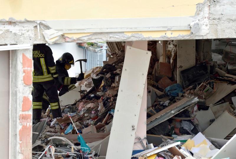 eksplozija vo MIlano