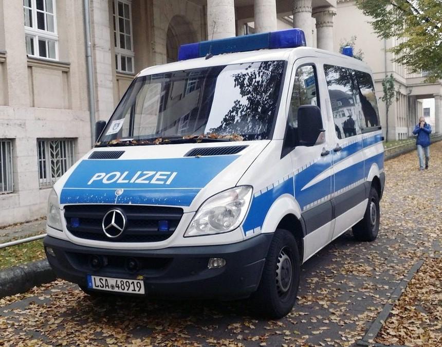 germanija policija