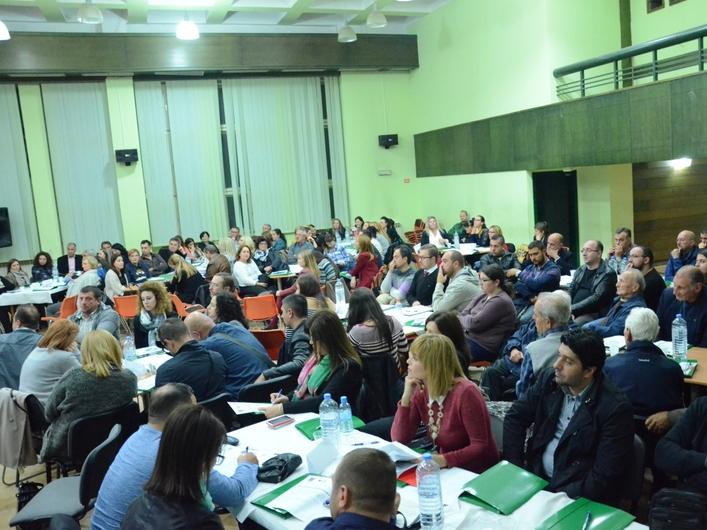 graganski forum Strumica nov NVO centar
