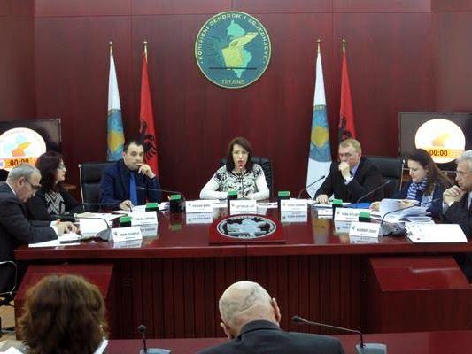 izborna komisija albanija