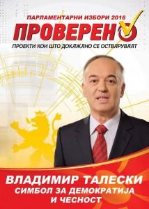 taleski plakat