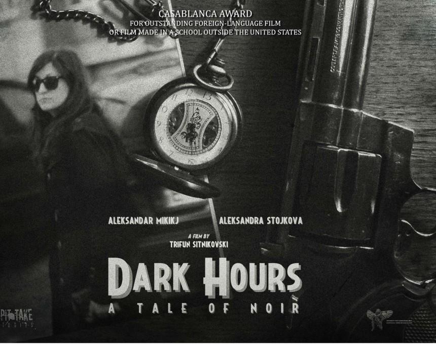 Dark Hours od Trifun Sitnikovski