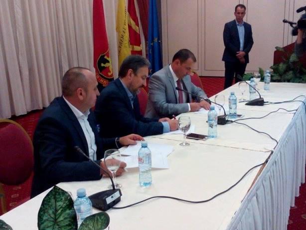 Koalicija VMRO za Makedonija