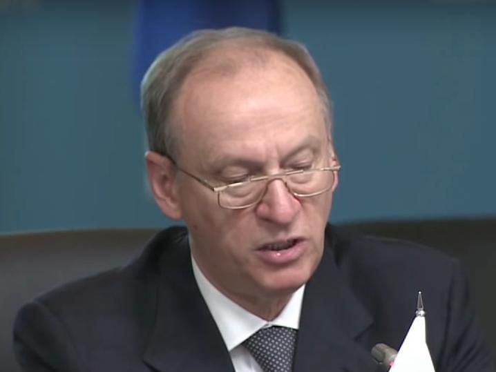 Nikolaj Patrushev sekretar bezbednost