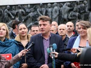 Petre Silegov, Tetovo