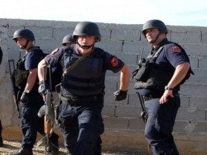 albanski specijalni policiski sili