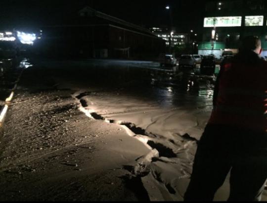 cunami nov zeland