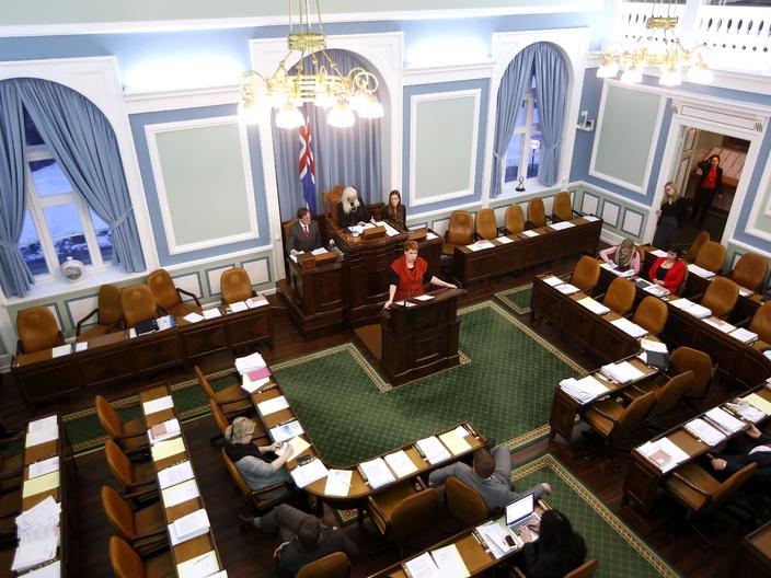 island parlament