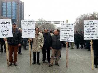 jugohrom  protest