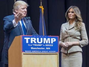 melanija i donald tramp, меланија и доналд трамп