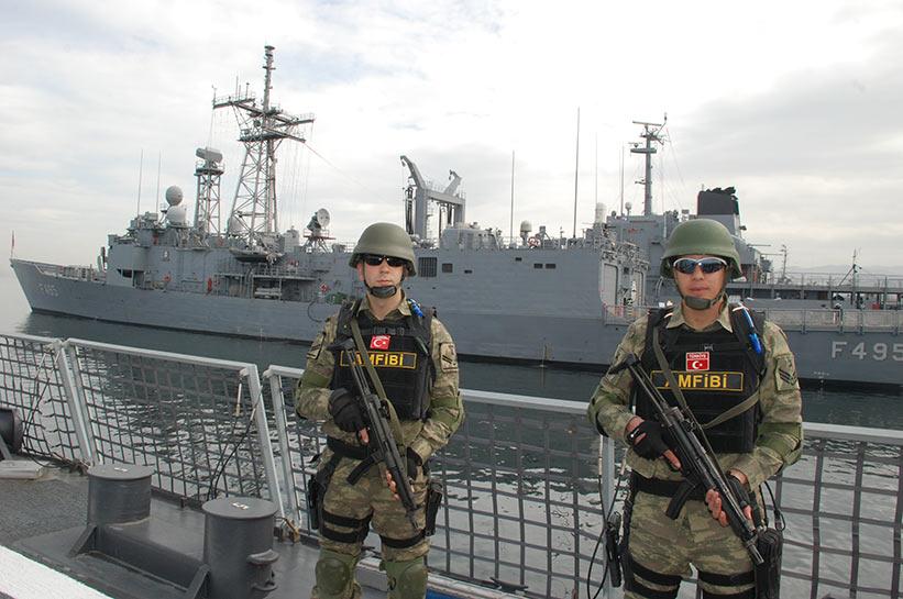 turski marinci