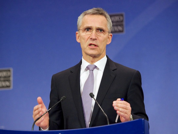 Meetings of the NATO Foreign Ministers at NATO Headquarters in Brussels- Press Conference by the NATO Secretary General