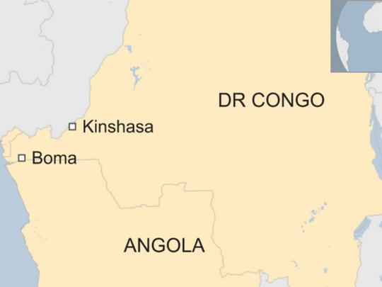 Kongo poplavi