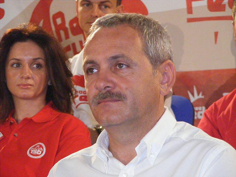 Liviu Dragnea PSD Romanija