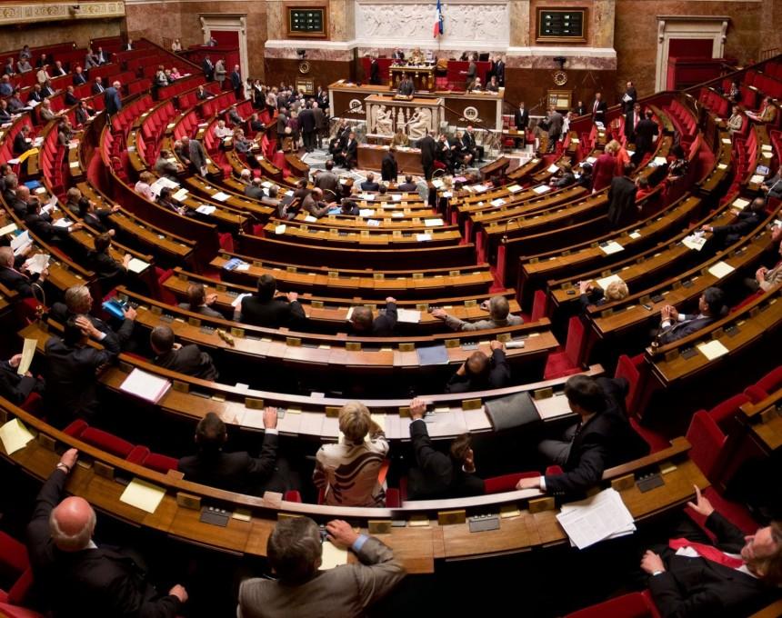 francija parlament dolen dom
